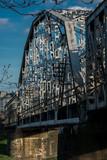 Przemyśl. Most kolejowy