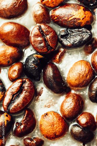 szczegolowy-zblizenie-kawa-w-swieczka-wosku