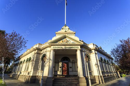 Wagga Wagga - Izby Rady