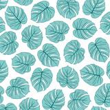 Fototapeta Sypialnia - Floral Pattern