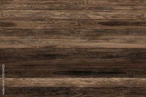 Türaufkleber Holz Dark grunge wood panels. Planks Background. Old wall wooden vintage floor
