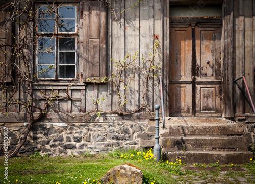 Valokuva  Altes Wohnhaus auf dem Fabrikgelände Königshütte in Bad Lauterberg im Harz