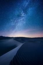 Voie Lactée, Mesquite Dunes, ...