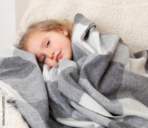 Fotografía  Illness child