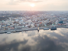 View Of The Dnieper River, Chu...