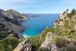Mallorca, Playa Es Coll: Idyllisch gelegener Kiesstrand