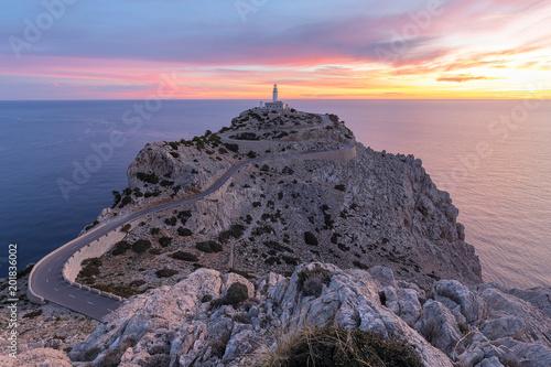 Fotografie, Obraz  Cap de Formentor auf Mallorca, Spanien