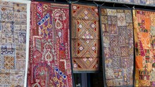 Schöne Textilstoffe Aus Indien