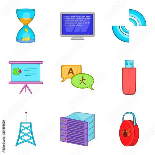 creator icons set cartoon set of 9 creator vector icons for web rh stock adobe com vector creators update vector creator online free