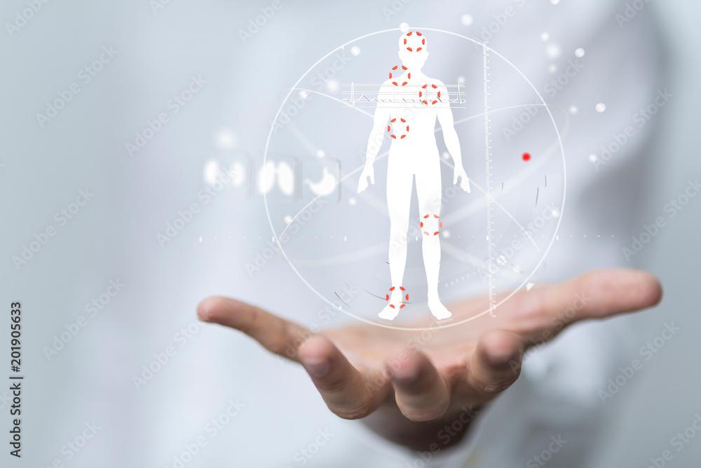 Fototapeta medical