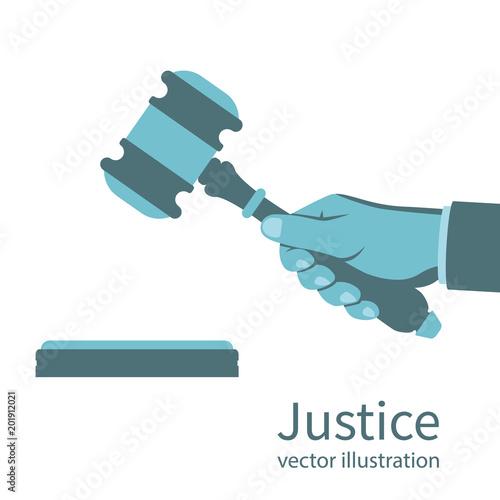 Cuadros en Lienzo Justice concept