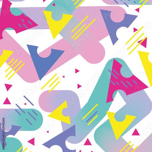 kolor-abstrakcyjne-figury-graficzne-wzor-tla