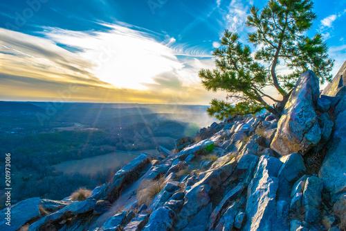 Photo Arkansas Wilderness at Twilight