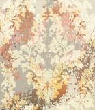 Barokowy wzór wektor. Luksusowy projekt Vintage zdobione tekstury. Royal dekory tekstylne. Stare malowane tła - 202005871