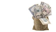 American Money  5,10, 20, 50, ...