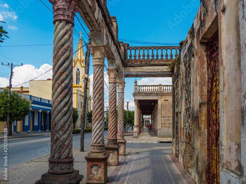 Foto op Plexiglas Havana Kuba, Camagüey