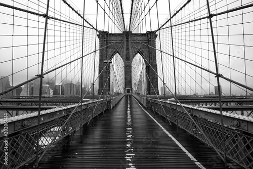 Poster Brooklyn Bridge Brooklyn bridge of New York City