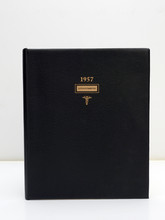 1957 Appointment Book
