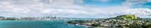 Panorama Of Auckland Skyline F...