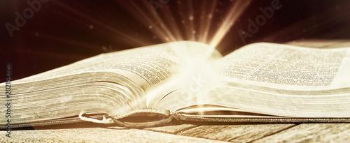 Fototapeta Bibel