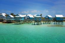 Beautiful Tropical Beach On Be...