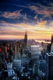 Fototapeta Nowy Jork - New York City Empire State Building