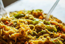 Famous Noodles In India: Maggi...