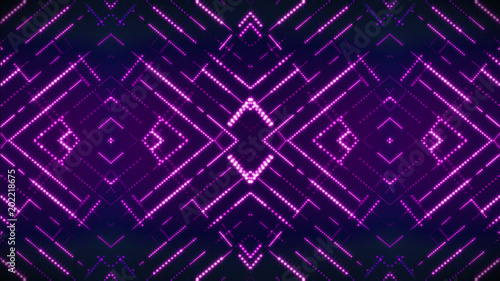 retro look background abstract with pattern gaming