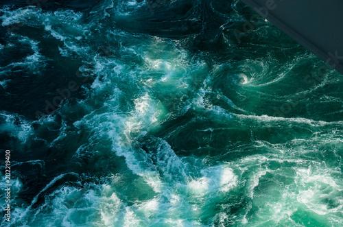 Foto op Canvas Londen 日本 徳島県 鳴門の渦潮 鳴門海峡