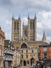 Lincoln Cathedral Lincoln Linc...