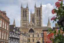 Lincoln Cathedral Lincoln Lincolnshire England