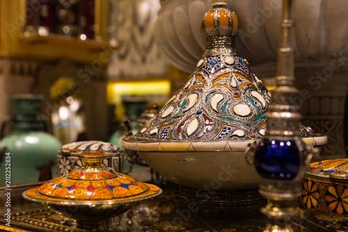 Luxury Tangine in the Medina Marrakesh