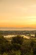 Sunrise at Chiangmai city