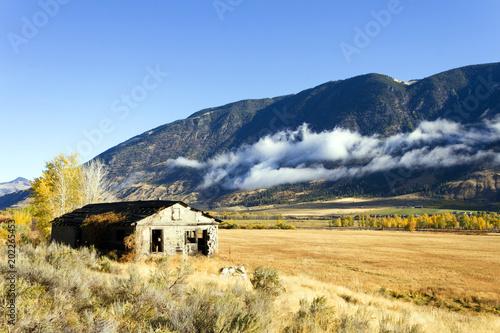 Papel de parede Autumn Fall Colors Similkameen Valley
