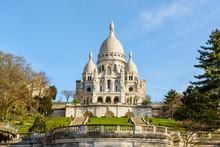 The Basilica Of The Sacred Hea...