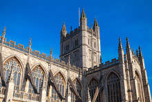 Bath Abbey. Anglican Parish Church, Bath