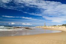 Beach At Jose Ignacio, Uruguay