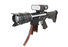 Machine Gun Camera