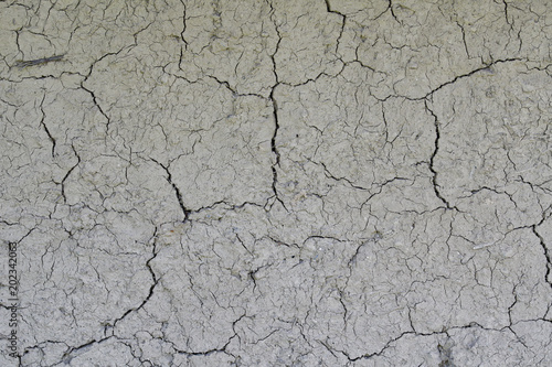 Drought, the ground cracks, no hot water, lack of moisture