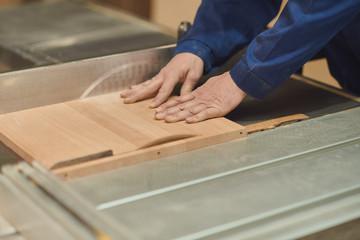 carpenter workshop hands wood