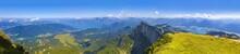 Großer Panoramablick Vom Scha...