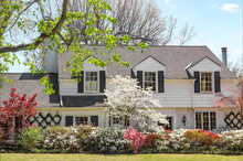 Traditional Upscale Home With ...