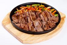 Блюда корейской ...