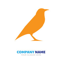Starling Company Logo Design