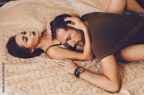 Couple Has Passionate Sex