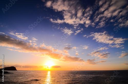 Fototapety, obrazy: Tropical Sunset