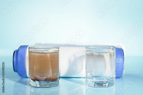 Fotografía  Filters drinking water