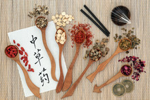 Traditional Chinese Herbs, Acu...