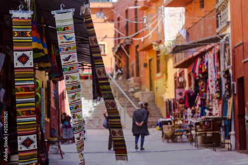 Fototapeta premium San Miguel de Allende, Meksyk