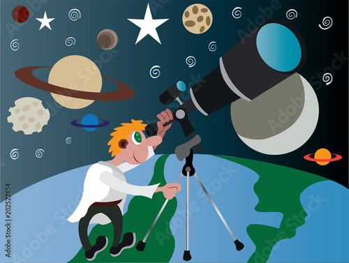 Photo Astronomer